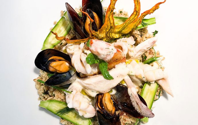 Sea of tastes Restaurant - Paliouri Halkidiki
